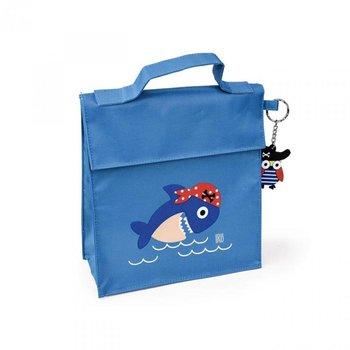 e3ca4afa9578a Iris, Torba na śniadanie Lunch Bag Snack Rico, niebieski - Iris ...