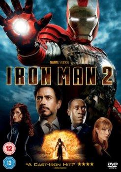 Iron Man 2 (brak polskiej wersji językowej)-Favreau Jon