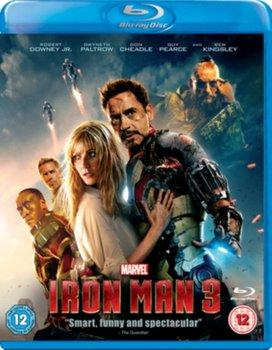 Iron Man 3 (brak polskiej wersji językowej)-Black Shane