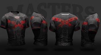 "Iron Pro, Koszulka treningowa, MFC Dark Side ""RENEGATE"", rozmiar L-Iron Pro"