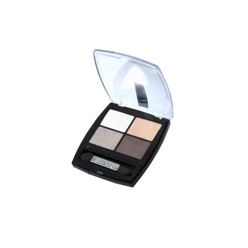 isadora eyeshadow quartet 35 pearls