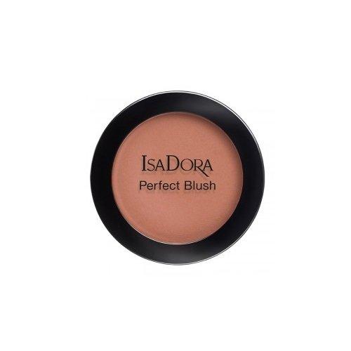 Isadora, Perfect Blush, róż pudrowy do policzków 66 Bare Berry, 4,5 g