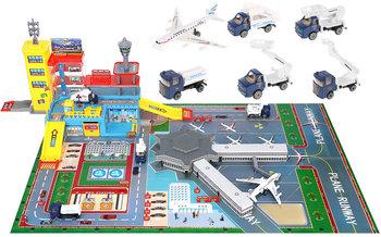 Iso Trade, lotnisko z samolotem i baza -Iso Trade