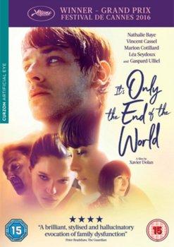 It's Only the End of the World (brak polskiej wersji językowej)-Dolan Xavier