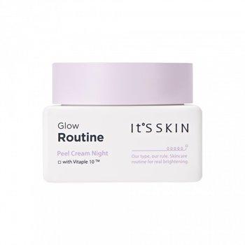 It's Skin, Glow Routine Peel Cream Night, krem do twarzy na noc, 50 ml-It's Skin