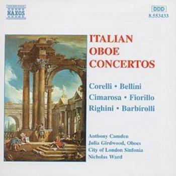 ITALIAN OBOE C CORELLI BELLINI-Camden Anthony