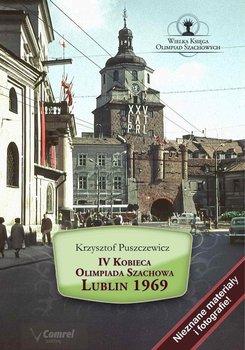 IV Kobieca Olimpiada Szachowa - Lublin 1969-Puszczewicz Krzysztof