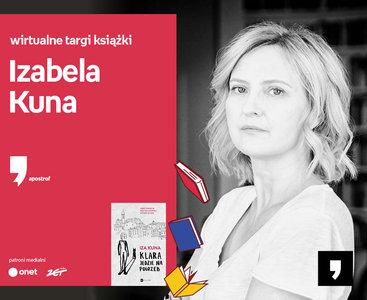 Izabela Kuna – PREMIERA | Wirtualne Targi Książki