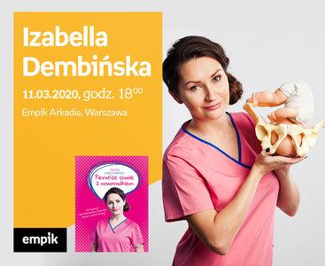Odwołane: Izabella Dembińska | Empik Arkadia