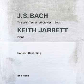 J.S. Bach: The Well-Tempered Clavier, Book I-Keith Jarrett