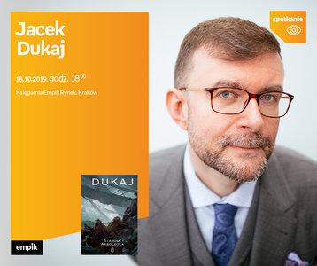 Po słowie #1. Jacek Dukaj | Księgarnia Empik Rynek