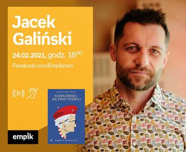 Jacek Galiński – Premiera online