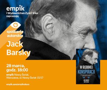 Jack Barsky | Empik Nowy Świat