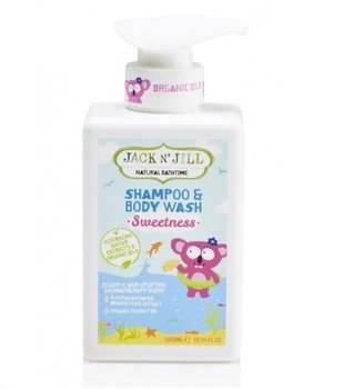 Jack N'Jill, Szampon i żel do kąpieli, Sweetness, 300 ml, produkt dziecięcy-Jack N'Jill