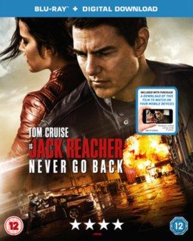 Jack Reacher - Never Go Back (brak polskiej wersji językowej)-Zwick Edward