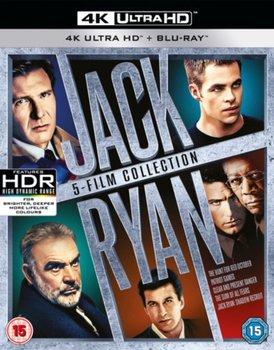 Jack Ryan: 5-film Collection-Branagh Kenneth, Robinson Phil Alden, Noyce Philip, McTiernan John