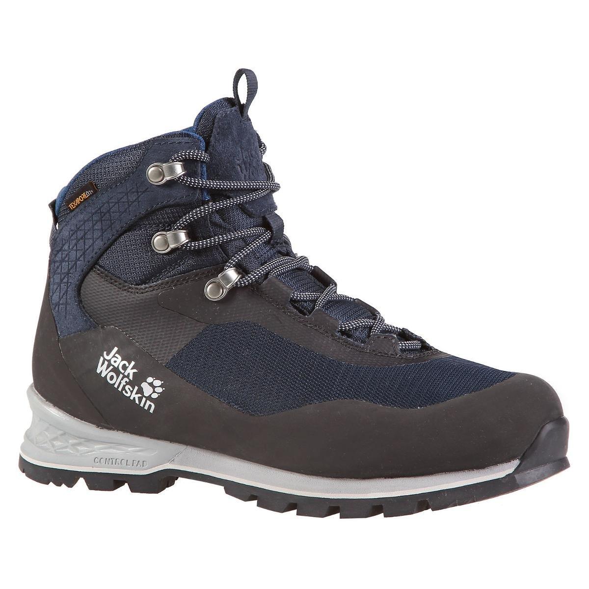 Jack Wolfskin Buty Damskie Trekkingowe Wilderness Lite Texapore Mid 4036711 Rozmiar 40 Jack Wolfskin Sport Sklep Empik Com