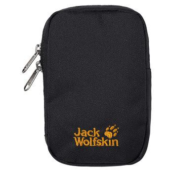 Jack Wolfskin, Saszetka, Gadget Pouch M, czarny, 17x12x4 cm-Jack Wolfskin