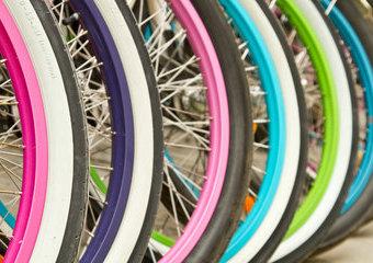 Jak dobrać rozmiar kół roweru do wzrostu? Rozmiary kół rowerowych