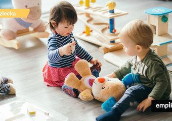 Jak dobrać zabawki do wieku dziecka?