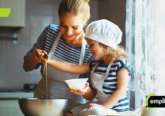 Jak gotować z dziećmi i nie zwariować?