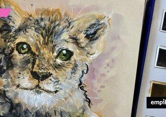 Jak malować zwierzęta?