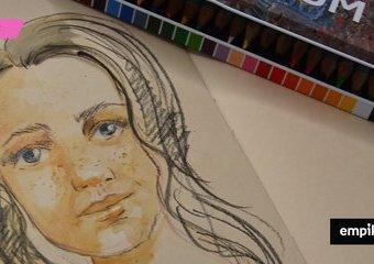 Jak narysować autoportret?