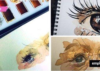 Jak narysować oko? Jak nauczyć się rysować oczy?