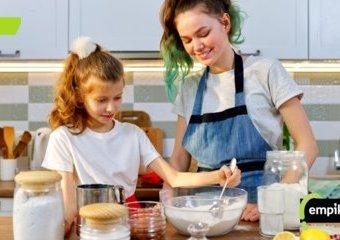 Jak nauczyć dziecko przygotowywać jedzenie?
