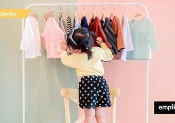 Jak nauczyć dziecko ubierania się?