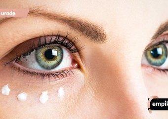 Jak odmłodzić skórę wokół oczu?