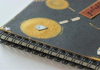 Jak ogarnąć chaos myśli na papierze? Ozdób swój notes