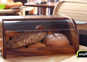 Jak przechowywać chleb? Praktyczne wskazówki