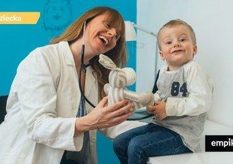 Jak przekonać dziecko do wizyty u lekarza?
