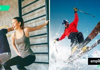 Jak przygotować ciało do sezonu narciarskiego i zimowych sportów?
