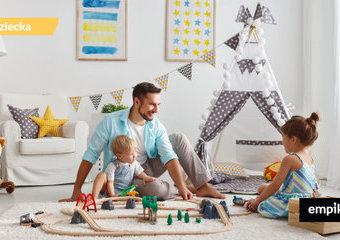 Jak spędzić Dzień Dziecka? Pomysły na zabawy dla dzieci