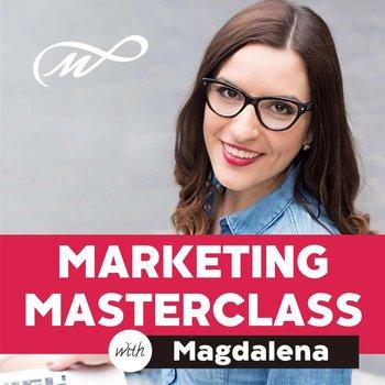 Jak stworzyć promocję świąteczną - Marketing MasterClass - podcast-Pawłowska Magdalena