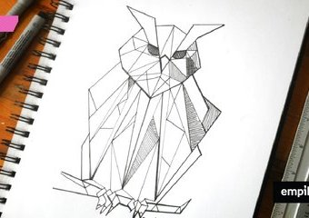 Jak tworzyć rysunki geometryczne?
