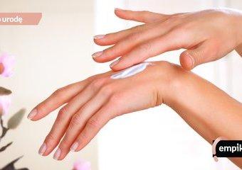 Jak uratować suche dłonie?