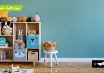 Jak urządzić pokój dla chłopca? Pomysły na pokój dla chłopca 3-7 lat