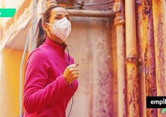 Jak wybrać maskę antysmogową?