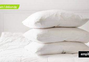 Jak wybrać poduszkę do spania?