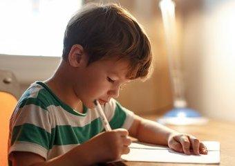 Jak wyrobić nawyk ładnego pisania u dziecka