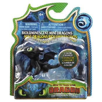 Jak wytresować smoka, figurka Bioluminescencyjny mini smok, 20107737