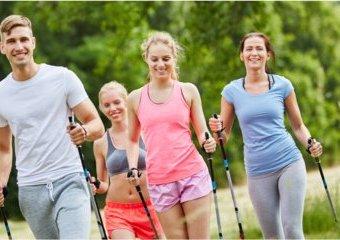 Jak zacząć przygodę z Nordic Walking?