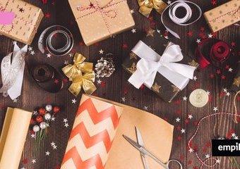 Jak zapakować upominki? Polecamy najpiękniejsze torebki i papiery prezentowe
