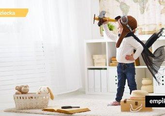 Jak zorganizować dziecku zabawę w domu?