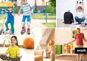 Jak zorganizować lekcje WF-u w domu?