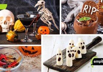 Jak zorganizować strasznie pyszne Halloween?