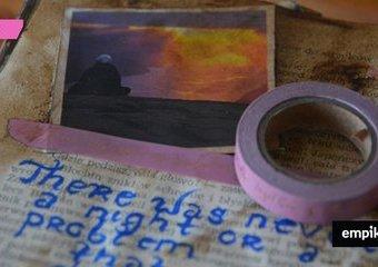 Jak zrobić Art Journal, czyli pamiętnik pisany obrazami?
